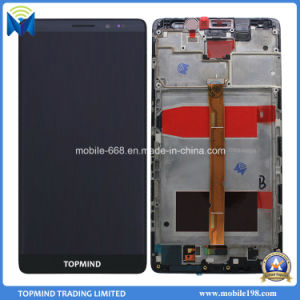 Cellphone LCD for Huawei Mate 8 LCD with Touch Screen with Frame pictures & photos