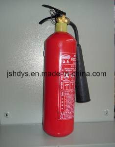 Gas Cylinder for Fire Extinguisher with Ce Certification