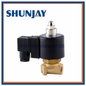 Brass Solenoid Water Valve pictures & photos