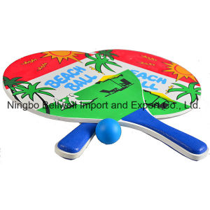 Professional Wholesell Kids with Low Price Beach Racket pictures & photos