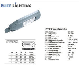 High Quality Outdoor Module Design LED Street Light pictures & photos