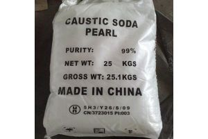 Caustic Soda/Naoh Pearls/Prill/Pellet pictures & photos