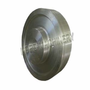 Open Die Forging Parts/Big Forging Wheel pictures & photos