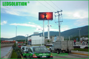 P10 Front Service Full Color Advertising DIP Outdoor LED Sign pictures & photos