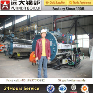 1ton Dissel Fired Hot Water Boiler pictures & photos