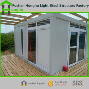 Prefabricated Accommodation Container House Prefab Modular House pictures & photos