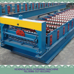 New Designed Interior Aluminium Commercial Shutter Door Making Machine for Residential House pictures & photos