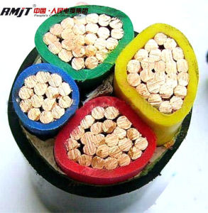 0.6/1 Kv 4 Cores XLPE Insulated Power Cable pictures & photos