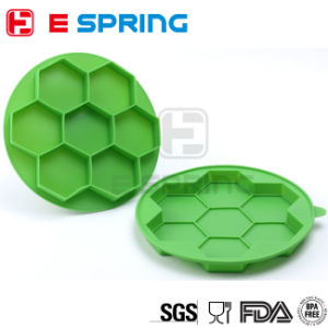 7 in 1 Silicone Burger Press Food Grade Microwave Safe Silicone Bakeware pictures & photos