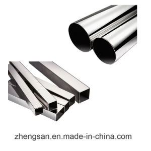 Good Quality 201 Polishing Stainless Steel Pipe pictures & photos