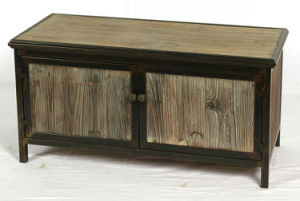 Solid Wood Furniture Antique Wine Cabinet