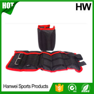 2017 Hotsell Good Quality Fitness Gym Exercise Nylon/Neoprene/PU Leather Ankle Wrist Weights pictures & photos