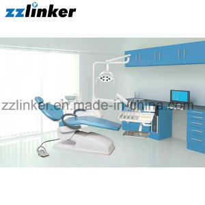 Ce/FDA Approved Lk-A15 Top Mounted China Dental Unit Chair pictures & photos