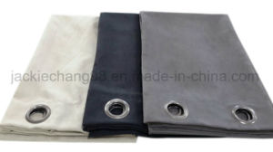 Micro Suede Grommet Panel Curtain pictures & photos