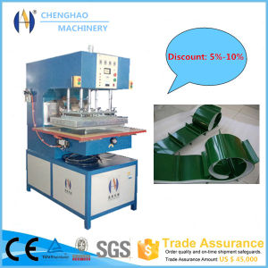 10% off High Frequency Conveyor Welding Machine for Sidewall with Ce Certificate pictures & photos