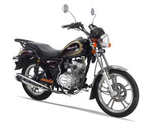 125cc/150cc New Double Mufflers Street Disc Brake Motorbike (SL150-N1) pictures & photos