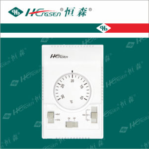 W K J-01 Thermostat/Mechanical Thermostat/Room Thermostat Used in Air Conditioning System, Heating System, Cooling System pictures & photos