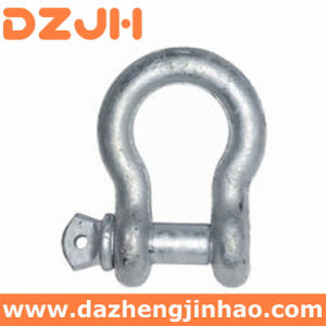 Forged Shackles for General Lifting Purposes Dee Shackles Bow Shackles pictures & photos