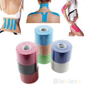 Elastic Kinesiology Physio Therapy Muscle Kinesio Tape pictures & photos