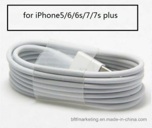 Lightning USB Cable for iPhone 5/6/7 Charging and Sync Data Cable pictures & photos