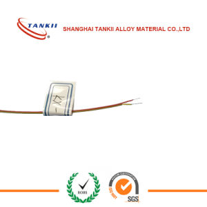 Superfine 2*0.08mm 40AWG wire thermocouple extension wire for medical pictures & photos