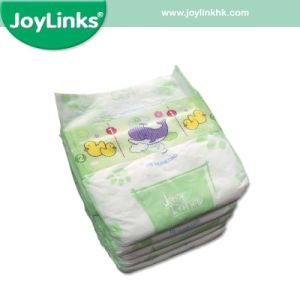 Superior Baby Diapers with Magic Tape pictures & photos
