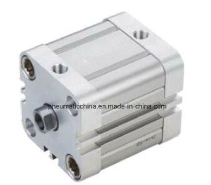 Compact Cylinder ISO21287 Pneumatic Cylinder, Air Cylinder pictures & photos