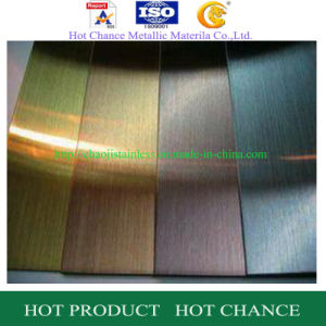Colorized Stainless Steel Plate (1219*2440mm) pictures & photos