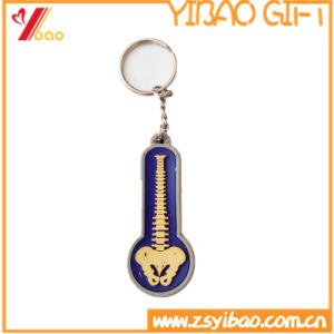 2017 New Product Custom Fashion PVC Keychain for Promotion Gift pictures & photos
