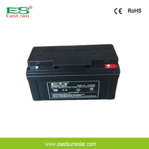 12V 65ah Lead Acid Battery Backup for Computer pictures & photos
