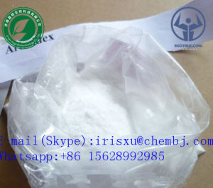 Yohimbine Hydrochloride (Yohimbe HCl) Sex Steroid Hormone 65-19-0 pictures & photos