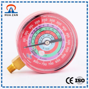 Natural Gas Manometer Gauge Instrument to Measure Gas Pressure pictures & photos