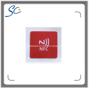 Customized Logo 13.56MHz NFC Label Sticker with Free Sample pictures & photos
