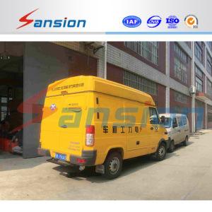 Transformer Test Van pictures & photos