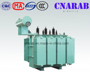 35kv off-Circuit Tap Changing Oil Immersed Power Transformer pictures & photos