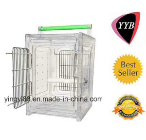 Super Quality Acrylic Parrot Cage Shenzhen Manufacturer pictures & photos