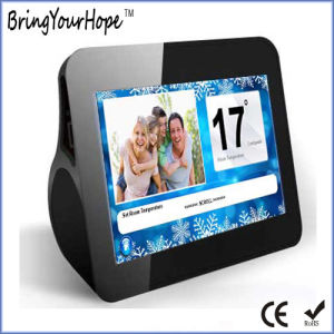 Special Design Desktop Tablet WiFi Digital Photo Frame (XH-DPF-070Y) pictures & photos
