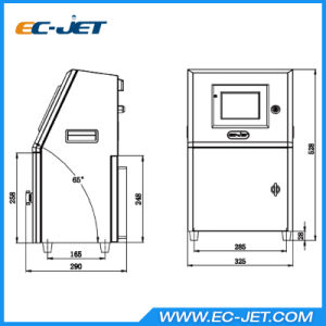 Automatic Date Printing Machine Inkjet Printer for Can Packaging (EC-JET1000) pictures & photos