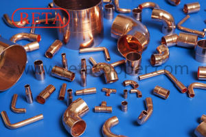 Copper Tube Fitting for HVAC pictures & photos