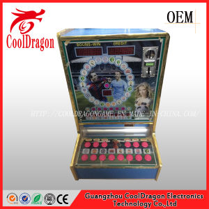 2016 Kenya Popular Mini Coin Operated Table Top Slot Game Machine Jeux Mario pictures & photos