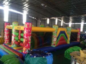Durable and Reliable Inflatable Tunnel for Sale pictures & photos