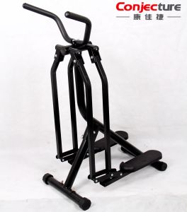 Gym Equipment Air Walker & Monitor Walking Machine Mini Exercise Walk pictures & photos