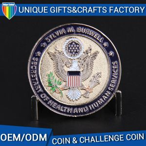 OEM Promotional Cheap Custom Logo Metal Souvenir Coin pictures & photos