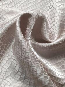 Jacquard Silk Fabrics pictures & photos