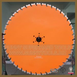 Husqvarna Quality Diamond Wall Cutter Blade pictures & photos
