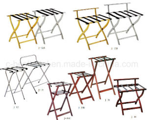 Newly Foldable Luaggage Rack Stool Bedroom Tray Stand pictures & photos