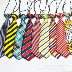 Wholesale Custom School Necktie Stripe Tie (A914)