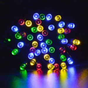 200 LED 8 Modes Solar Fairy String Lights for Outdoor, Garden LED String Solar Light pictures & photos