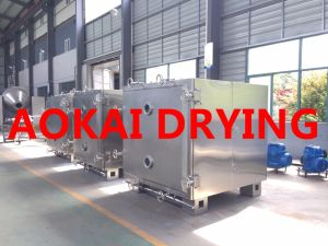 Food Machine/ Food Vacuum Drying Machine pictures & photos