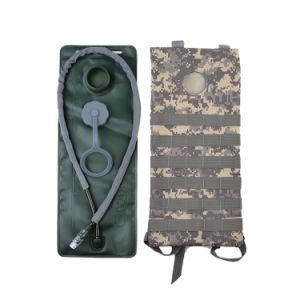 Camouflage Military Sport Backpack with Bladder Bag and Waist Strap pictures & photos
